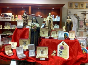 St. Therese de Lisieux Items